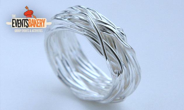 Workshop zilveren sieraad maken