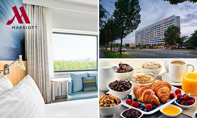 Overnachting(en) voor 2 + ontbijt in Den Haag