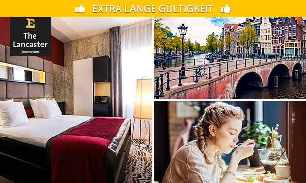 The Lancaster Hotel Amsterdam
