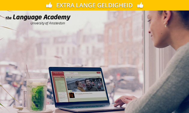 Online taalcursus naar keuze