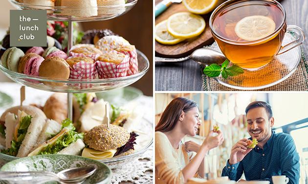 Afhalen: high tea