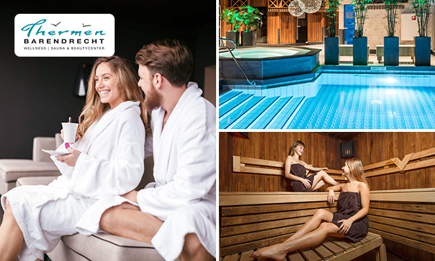 Wellnessdag bij Thermen Barendrecht