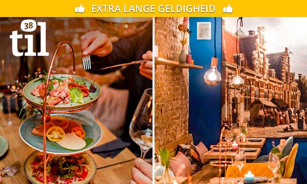4-gangen shared dining in hartje Alkmaar