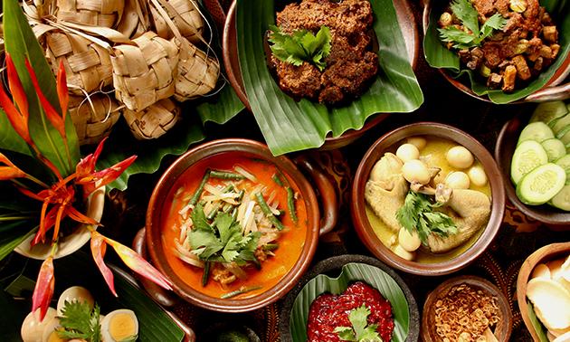 Thuisbezorgd of afhalen: Indische rijsttafel bij TokOmy