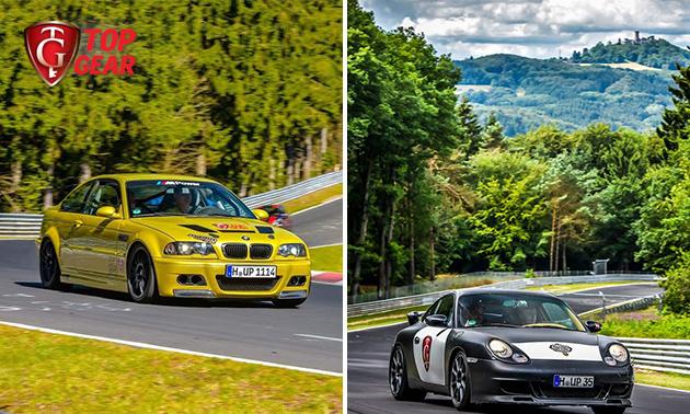 Selbst Fahren auf dem Nürburgring