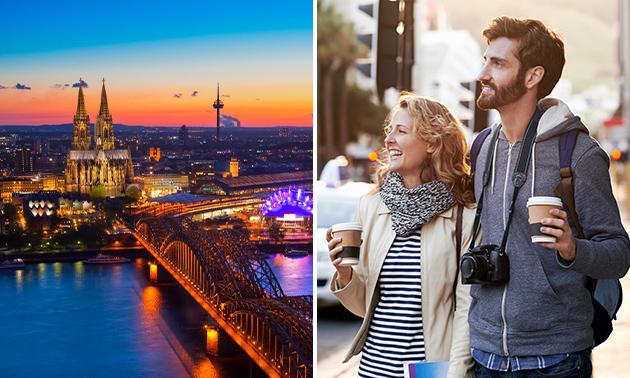 Stadtführung nach Wahl durch Köln für 1 oder 2 Pers.