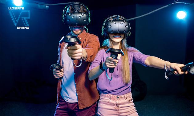 Virtual reality-game (30 of 60 min)