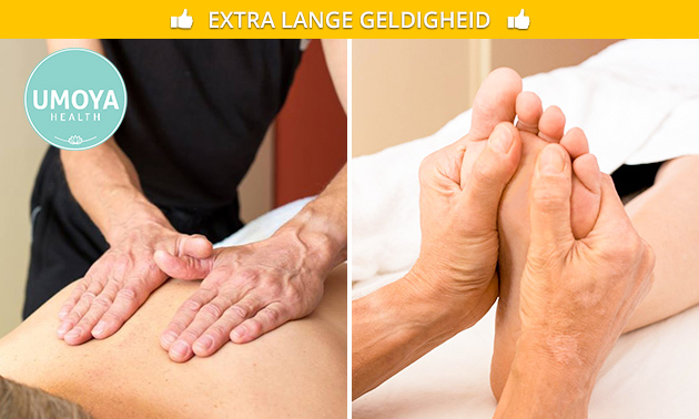Holistische massage (60 min)