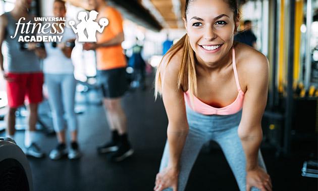 Online fitnessprogramma naar keuze