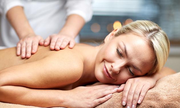 Ontspannings- of sportmassage (45 of 60 min)
