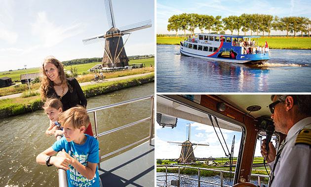 Rondvaart door het Groene Hart van Holland