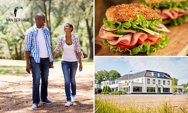 Wandelarrangement + lunch to go van Van der Valk Hotel