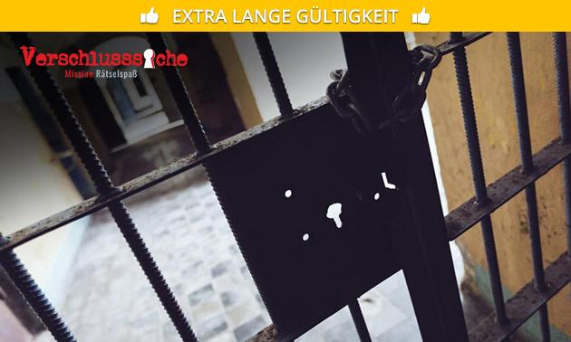 Escape Game für Zuhause für bis zu 4 Personen (60 Minuten)