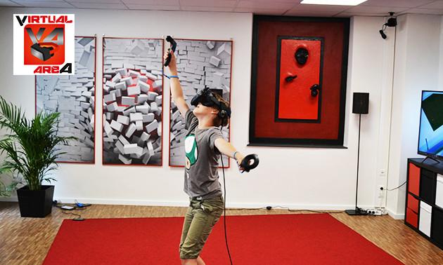 Virtual Reality Erlebnis