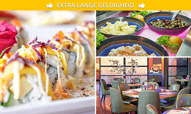 All-You-Can-Eat & -Drink (3 uur) bij de Chinese Boot