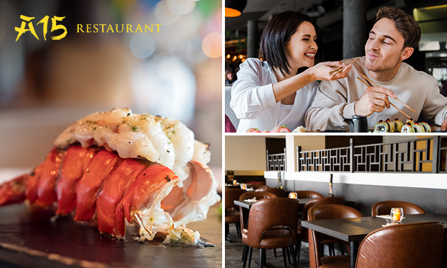 All-You-Can-Eat & -Drink (3 uur) bij Wereldrestaurant