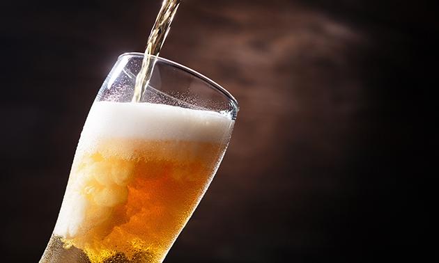 Thuisbezorgd binnen NL of afhalen: speciaalbierpakket