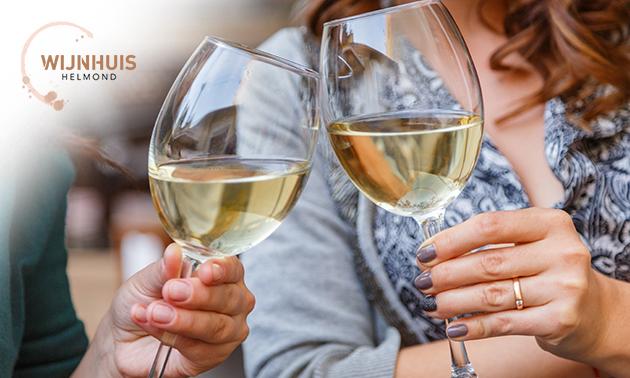 Afhalen: 6 flessen witte wijn bij Wijnhuis Helmond