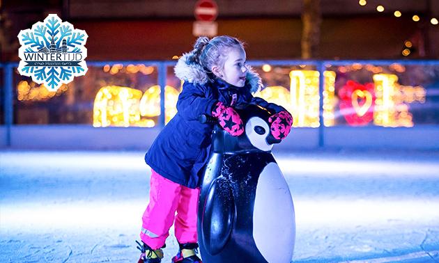 Eislaufen + Häppchen + Getränk bei Winterzeit Heerlen