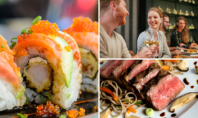 All-You-Can-Eat & Drink (3 uur) bij Wok Inn Veghel