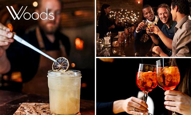 2 Cocktails oder Gin-Tastig