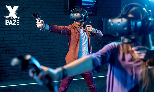 VR-Cube Erlebnis 1 bis 6 Personen