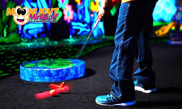 Xxl Minigolf Minigolf Lasergame Softdrinks F 252 R 2 6