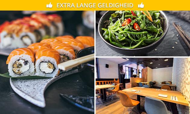 All-You-Can-Eat Aziatische gerechten in hartje Leeuwarden