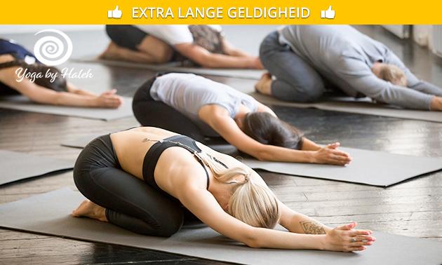 5 lessen yoga