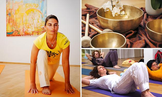 2 x Teilname am Yogakurs (je 90 Minuten)