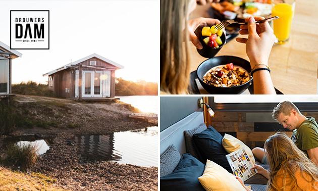 2 overnachtingen + ontbijt voor 2 aan het Grevelingenmeer
