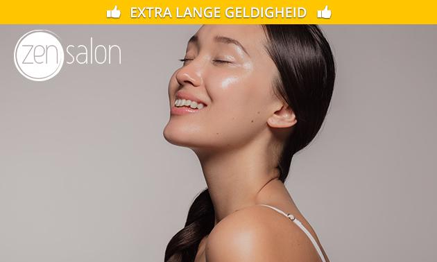 Holistische gezichtsbehandeling (60 of 90 min)