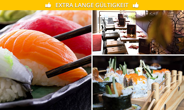 All-You-Can-Eat Sushi bei Zen Zen