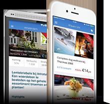 Entdecke Social Deal für iPhone & Android!