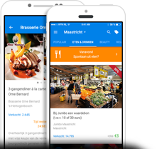 Download de vernieuwde Social Deal app